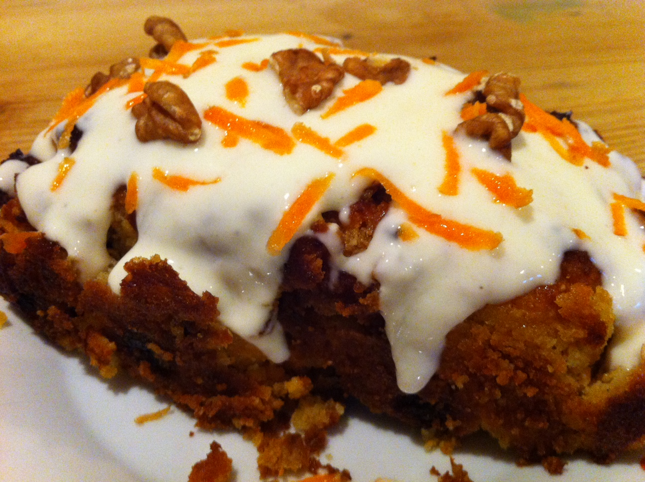 Carrot Cake Recipe Uk Healthy: Easy Peasy Very Healthy Very Tasty Carrot And Sweet Potato